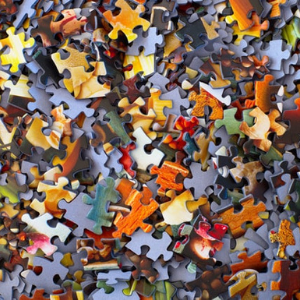 picture of puzzle pieces - How Do You Solve Problems