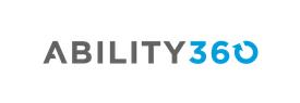 Ability360 logo - homepage carousel - J Street Technology - Custom Web Application - 98004